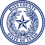 Hays County TX seal