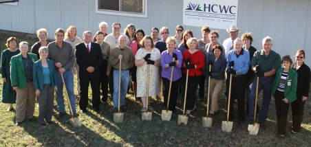 Hays-Caldwell Women's Center Breaks Ground to Remodel Facilities for Children's Advocacy Center