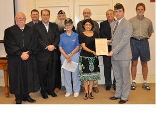 Hays County Commissioners Court Issues Proclamation Supporting Capitol of Texas Vietnam War Monument