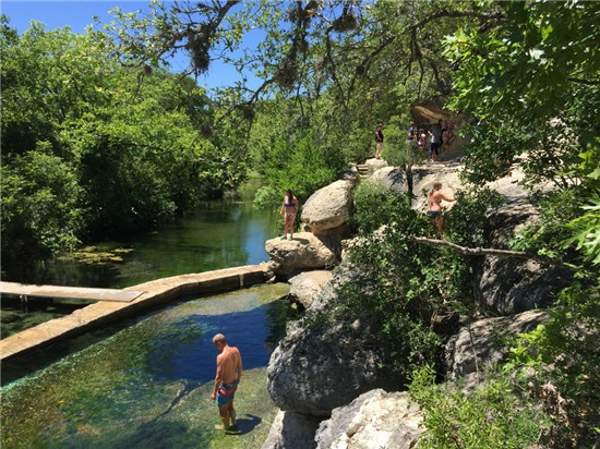 About Jacob's Well