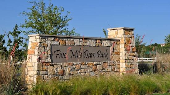 Five Mile Dam Park