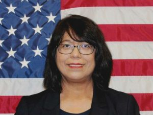 Justice Clerk Rhoda Chavira
