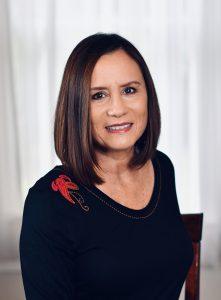 Anita Collins, Executive Assistant