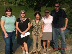Blanco River Ranch Tour 08/04/08