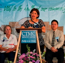 CTMC New Women's Center Groundbreaking 09/04/08